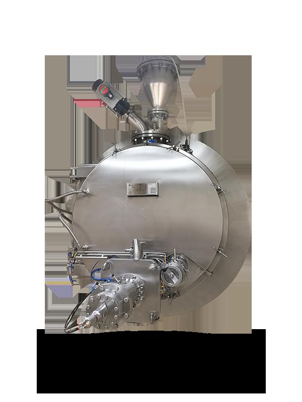 DVRF - Horizontal Vacuum Dryer